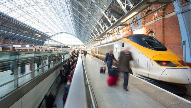 Launch into Rail Recruitment Sector